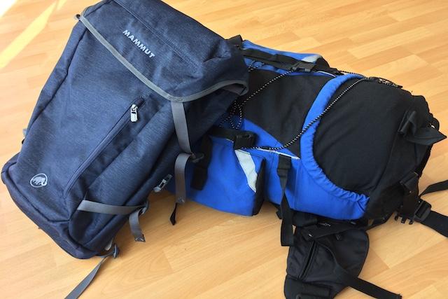 Packliste Weltreise Rucksack